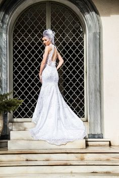 You are the goddess of your wedding ceremony. Visit us on www.hairmine.gr #hairmine Hair by Ermi Sdrali #wedding #lookbook #lookamazing #hairstyle