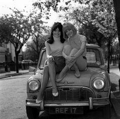 Sally and Judy Geeson