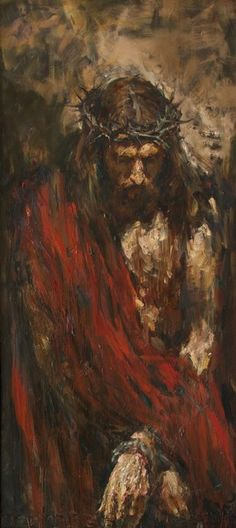 crown of thorns | anatoly shumkin | shumkinart.com