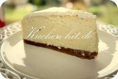 London Cheesecake Rezept - Käsekuchen