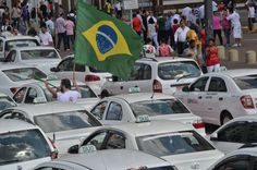 Brazils biggest city wants to charge fees for Uber rides  Many cities try to limit or ban ridesharing services like Uber but Sao Paulo is trying an uncommon strategy to keep the companies in check: skimming a little off the top. The major Brazilian city has proposed a requirement these services have to buy government credits to cover their distance traveled with rates changing based on when and where the trip takes place. App makers would also have to support a service that picks up multiple…