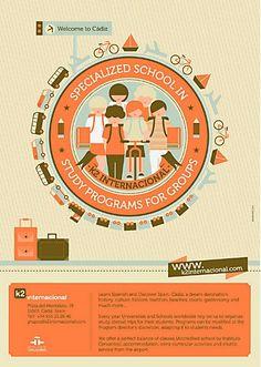 K2 Internacional poster campaign