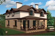 фасады частных домов - Google Search