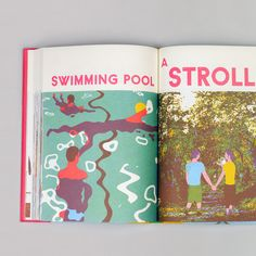 Beautiful book 'Seasons' by one of our favorite illustrators: Blexbolex!