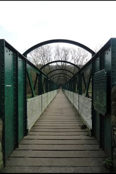 Green Bridge, Baildon, Thackley, West Yorkshire, England