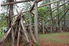 Aula 5 - Esqueleto da cabana...
