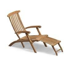 I've always loved these! I pinned this Steamer Teak Deck Chair from the Skagerak Denmark event at Joss and Main! Deck Chairs, Garden Chairs, Outdoor Chairs, Outdoor Decor, Outdoor Living, Garden Benches, Folding Chairs, Bag Chairs, Outdoor Lounge