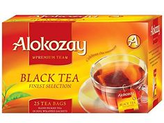 Alokozay Black Tea, 25 Count -- Continue to the product at the image link.