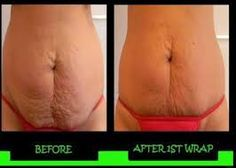 ItWorks Body Wraps tone & tighten loose skin from pregnancy, age or major weight loss.  This is one happy customer!  She's more confident and looks fabulous!  Firm your loose skin for just $59 Loyal Customer pricing for a box of 4.  See more pins from #ShrinkThatBellyFat
