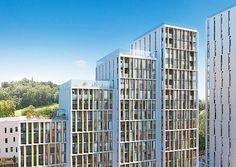 – LONDRA _ HARROW SQUARE  Collezione di lussuosi appartamenti da 1 o 2 camere da letto facenti parte del nuovo complesso residenziale Harrow Square.  Ciascun appartamento dispone di balcone privato, rifiniture di pregio e riscaldamento a pavimento.  I residenti beneficiano di servizio portineria, terrazza panoramica condominiale e parcheggio sotterraneo.  Il complesso dista meno di 1 minuto dalla stazione metropolitana e ferroviaria di Harrow-on-the-Hill, che consente di raggiungere il cuore…