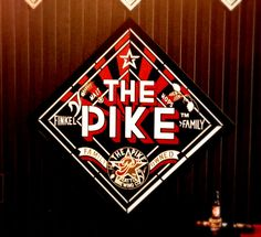Pike Brewing Company: Three (3) 22oz bottles of beer and three (3) pint glasses.