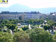 Place Victor-Hugo, Grenoble