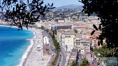 Blick vom Château de Nice - Nizza (Côte d'Azur) - Check more at https://www.miles-around.de/europa/frankreich/die-vielfalt-frankreichs/,  #Airfrance #Côted'Azur #Frankreich #Kultur #Mittelmeer #Paris #Urlaub #Verdonschlucht