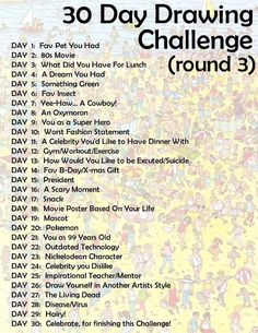 30 day challenge - Google Search