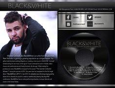 musician press kit sample Press Kits, Black And White, Musicians, Pocket, Gallery, Black White, Blanco Y Negro, Roof Rack, Music Artists