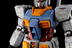 Improved PG RX-78-2 Gundam and Clear Body Ver. Full PHOTO REVIEWS + WIP. A Lot of Images. Latest Work by hzbiao26 | GUNJAP