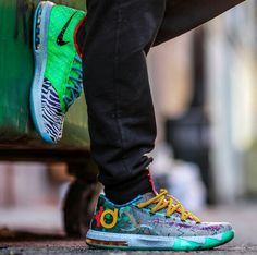 """Nike KD6 """"What The KD"""""""