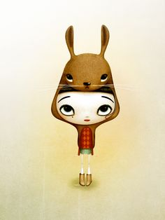 Inspiration Hut – Art and Design Blog » Cute and Funny Character Designs by Marie Breuer