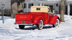 1937 Diamond T Model 201 Pickup Classic Trucks, Classic Cars, Chevy, Chevrolet, Two Tone Paint, Chrome Wheels, Jeep Cars, Wheel Cover, Vintage Trucks