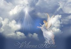 Little Angel Going to Heaven | kids hear and see angels angels singing august 2 2008 hi my name is ...