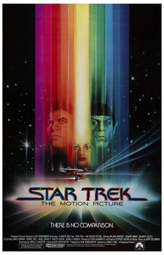 A great poster for the 1979 Star Trek movie! The crew of the Starship Enterprise hits the Big Screen and boldly goes where no Star Trek cast has gone before! Ships fast. 11x17 inches. Boldly Go and ch