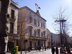 Barcelona Ayuntamiento de Mataró
