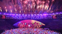 August 6, 2016 JAMES HILL FOR THE NEW YORK TIMES The 2016 Summer Olympics, fraught with troubles ranging from pollution to planning, began Friday at the Maracanã stadium.