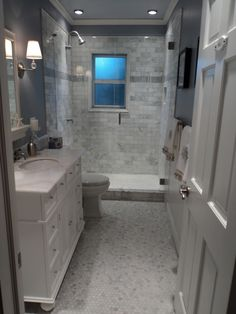This is the layout our master will have, I'm hoping it's wide enough for a nice big jacuzzi tub though!