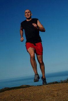 Christopher McDougall. Author Born to Run. Ultramarathoner.