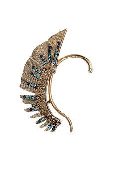 Jewelled Earcuff - New In This Week - New In - Topshop USA