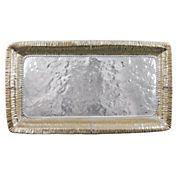 Perfect for Perfumes & Jewellery: Mariposa Reveillon Rectangular Platter, Medium - from Gump's