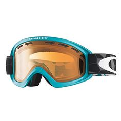 3ae19f5cb6a Oakley XS Cell Blocked Teal Frame w Persimmon Lens