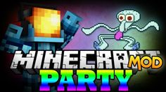 The Party Mod for Minecraft 1.6.4