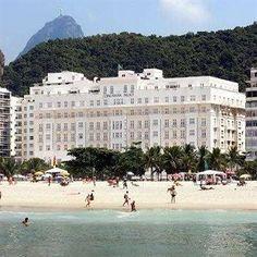 Copacabana Hotel - Rio de Janiero, Brazil