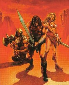 WonderSwan color cover of Golden axe withour logo 1989