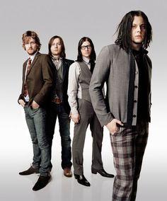 The Raconteurs- I really want Jack's pants.