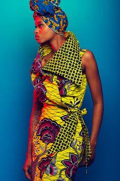 African Fashion Week Amsterdam Shoot