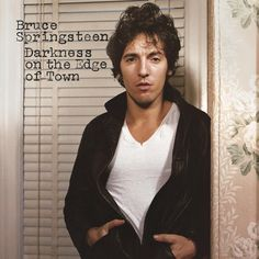 Bruce Springsteen - Darkness On The Edge Of Town on 180g LP