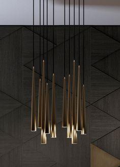 Elegant and modern small pendant lights