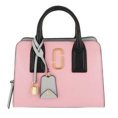 708b225b433 Marc Jacobs, Little Big Shot Tote Leather Baby Pink/Multi Designer Bags, Big