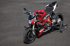 ducati streetfighter | Fotogallery Ducati Streetfighter 848 - Accessori Ducati Performance