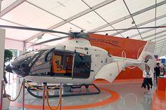 ... 2009 was its EC135T2 'L'Hélicoptère par Hermès' luxury VIP helicopter