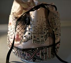 Haute Couture Embroidery on TV