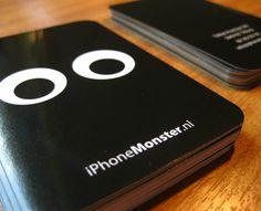 Carte de visite iPhoneMonster