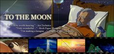 To the moon: an extraordinary indie game that everyone should play!