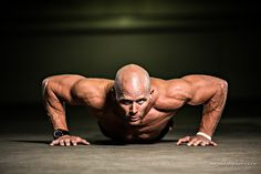 Andrew Loper - Fitness Photography - Jerad Hill Photographer