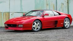 Ferrari 348, American Racing, Racing Team, Future Car, Cars And Motorcycles, Muscle Cars, Cool Cars, Dream Cars, Automobile