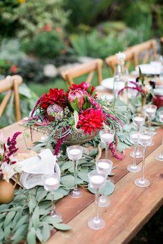 Botanical garden outdoor wedding in San Diego County - San Diego Botanic Garden - Encinitas, CA - Kaysen Photography