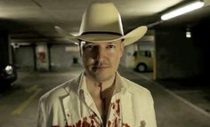 Tom Six aka Mr.Grossmeout...the man behind both those depraved Human Centepede movies. Well at least they didn't suck...that's a plus, right?