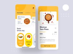 foodio app diy craft home projects - Diy Crafts For Home Ui Design Mobile, App Ui Design, Interface Design, User Interface, Flat Design, Mobile App Ui, Mobile Web, App Design Inspiration, Diy Home Crafts